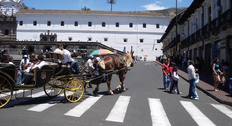 City Tour Quito