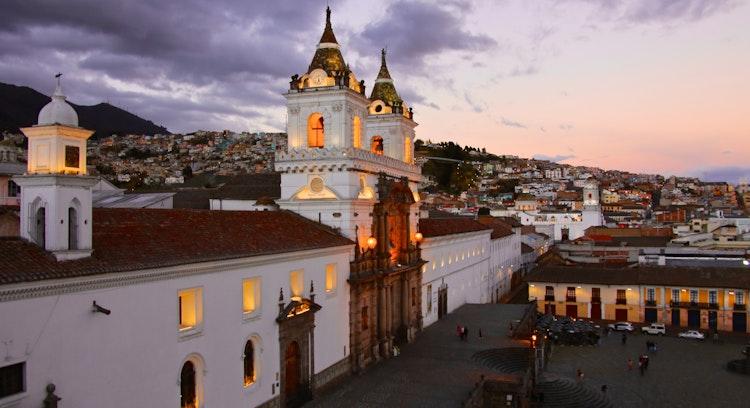 Ciudad de Quito