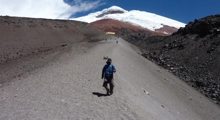 Andean Landscape in Ecuador