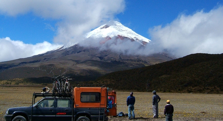 Cotopaxi Full Day