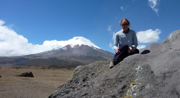 Cotopaxi desde Quito
