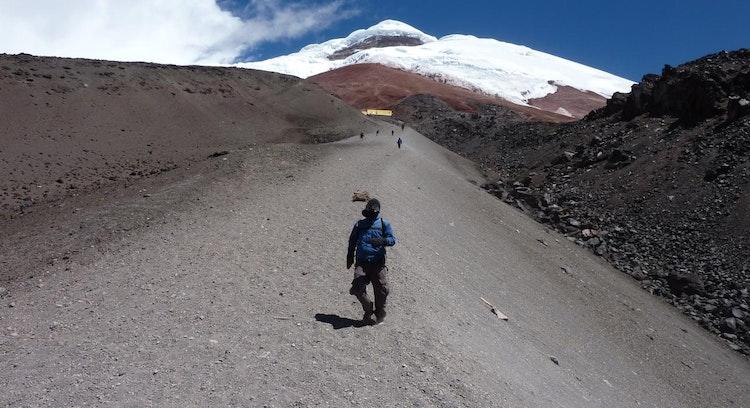 Paisaje Andino en Ecuador