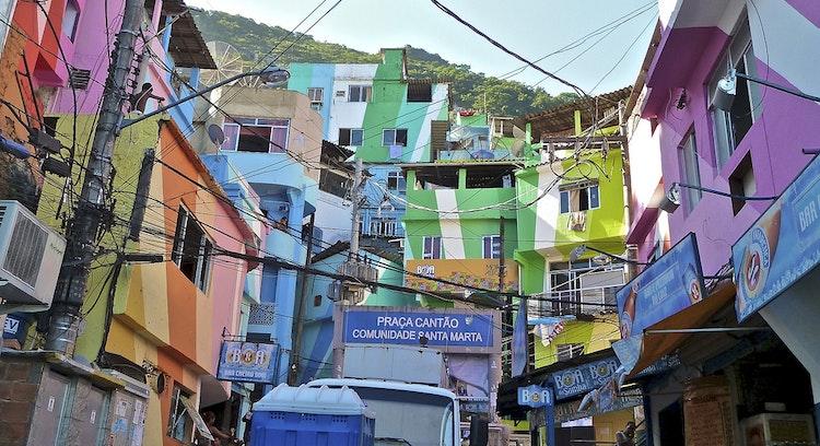 Tour por Favela