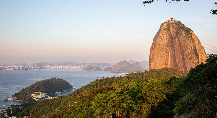 Pan de Azúcar en Brasil