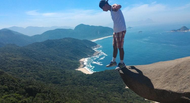 Trekking a Pedra do Telégrafo