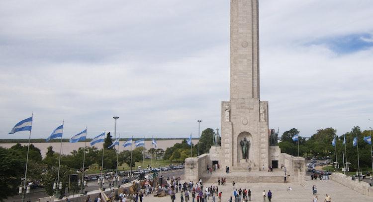 Monumento à bandeira