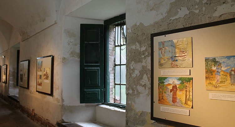 Interior convento San Lorenzo