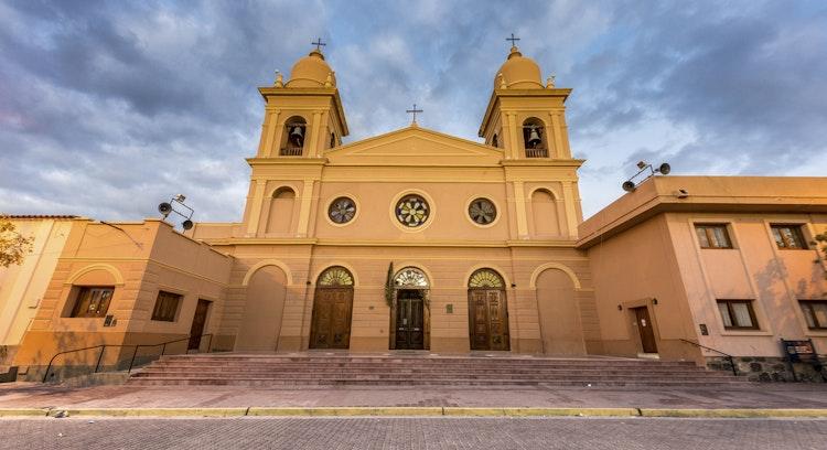 iglesia sin personas