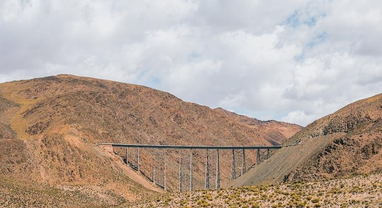 La Polvorilla Bridge