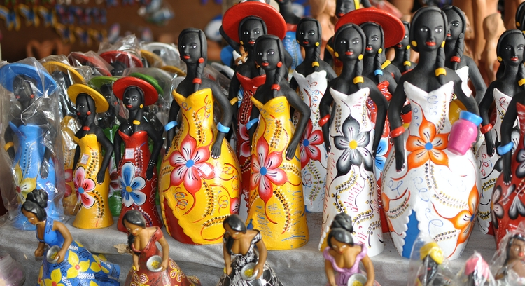 Artesanía del Recôncavo Baiano