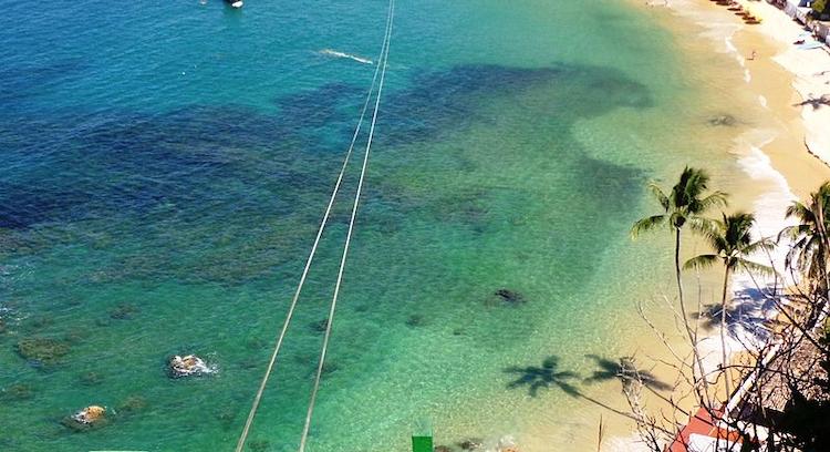 Playa en la isla de Tinharé