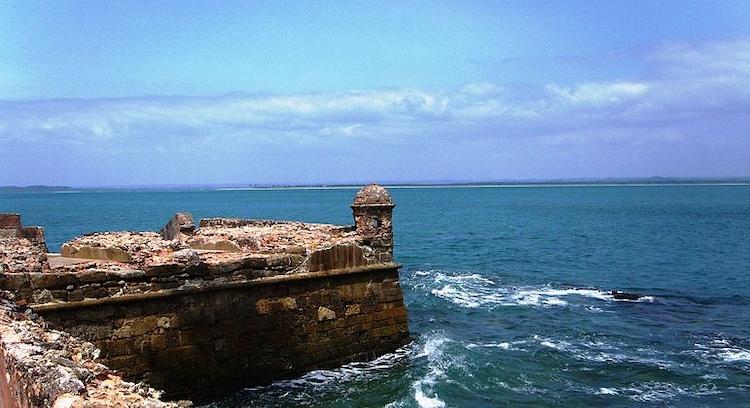 Tapirandu Fortress