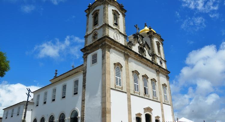 Igreja o Senhor do Donfim