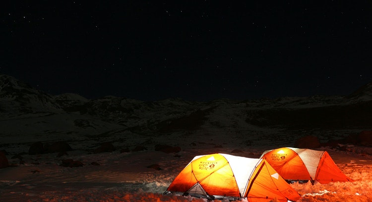 Atacama Desert Camp