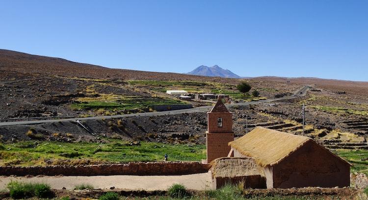 Pueblo de Socaire