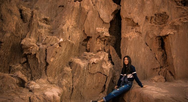 Moon Valley Rocks