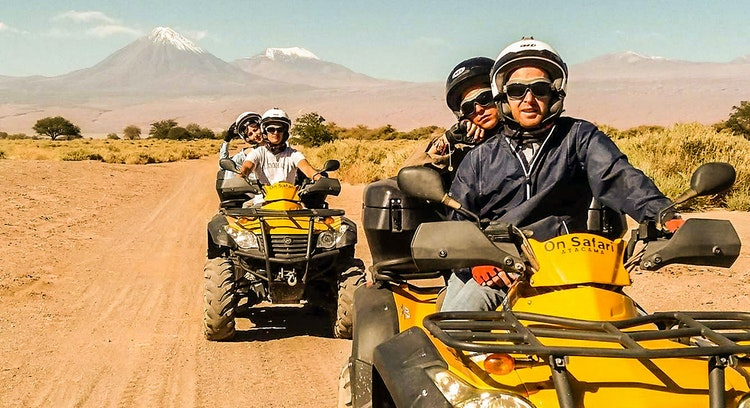 Cejar lagoon ATV Quads
