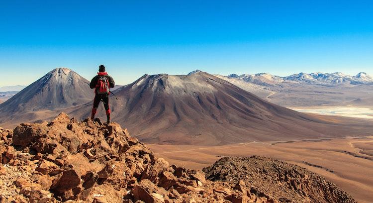 Trekking Cerro Toco em San Pedro de Atacama