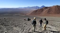 Láscar Volcano Climb