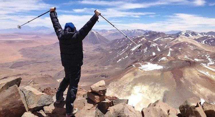 Sairecabur Volcano Climb