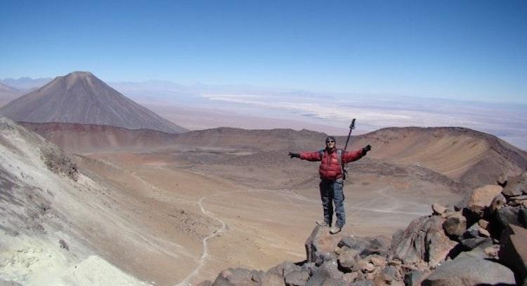 Trekking desde San Pedro de Atacama