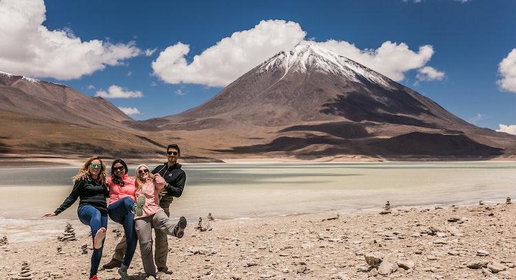 Lagoa Verde tour Uyuni