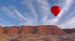 Voo de Balão de Ar Quente