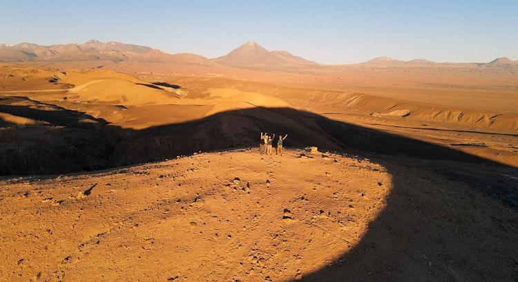 Trekking Noturno Cordilheira Sal