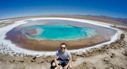 Lagoas Escondidas de Baltinache