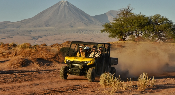 Buggy Cordillera de la Sal