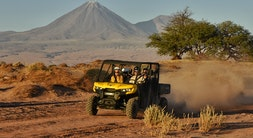 Salt Mountain Range Buggy Safari