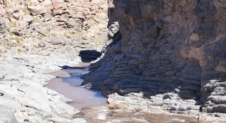 Quebrada do rio Vilama