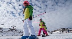Dia de Esqui Principiante La Parva