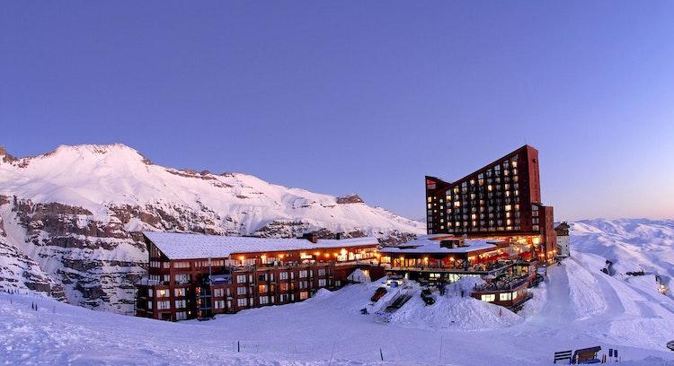 Passeio Panorâmico Valle Nevado