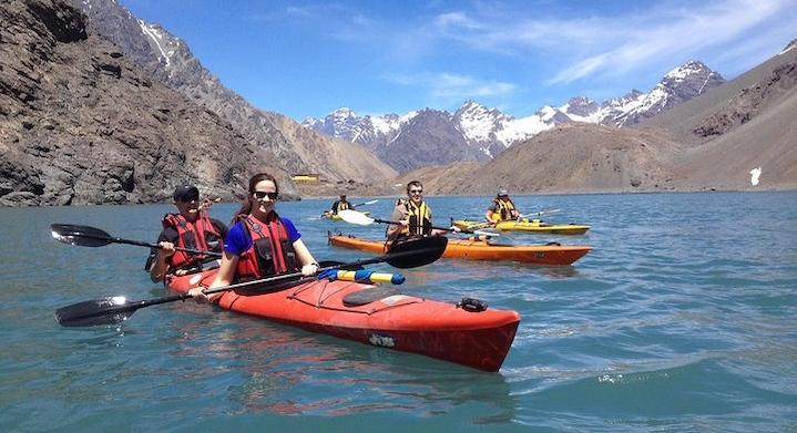 Kayak Andino