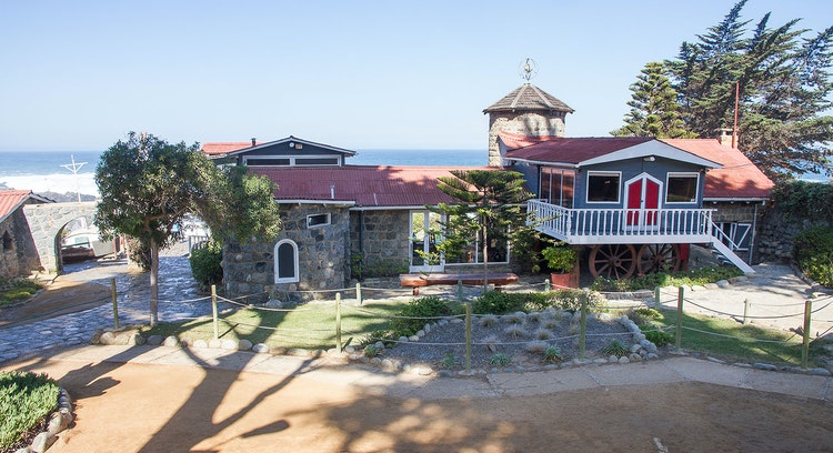 Museo Pablo Neruda de Isla Negra