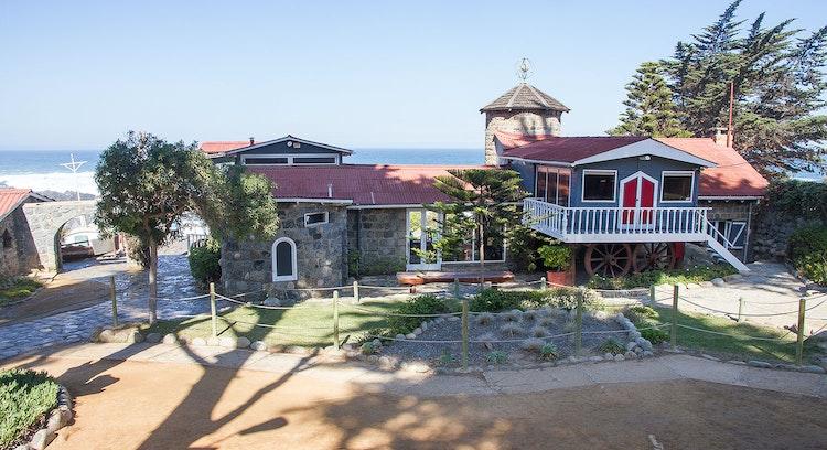 Museu Pablo Neruda em Isla Negra