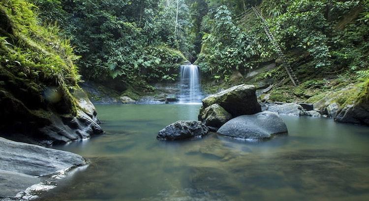 Carpishuyacu Waterfall