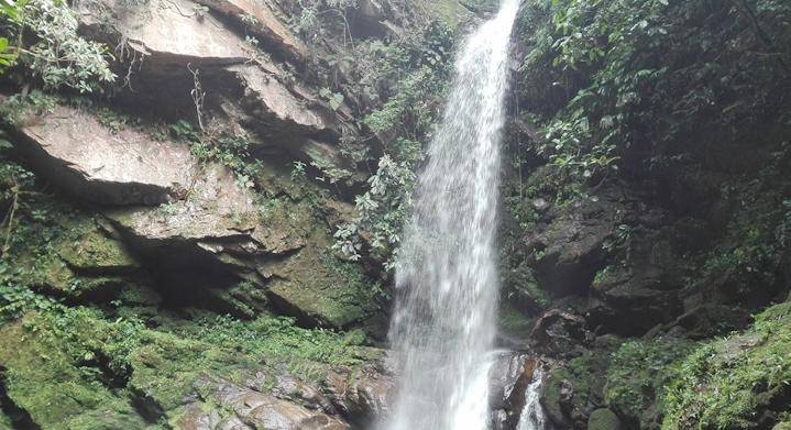 Catarata de Huacamaillo