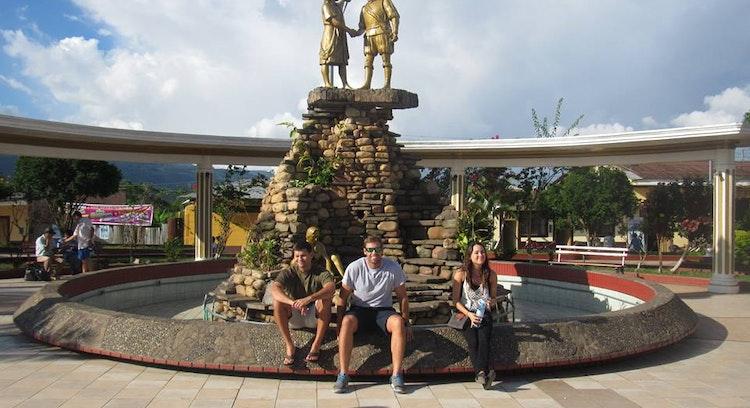 Plaza de Armas de Lama