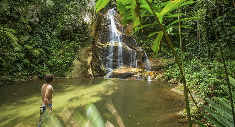 Cachoeira do Pucayaquillo