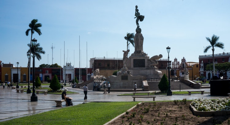 City Tour Trujillo