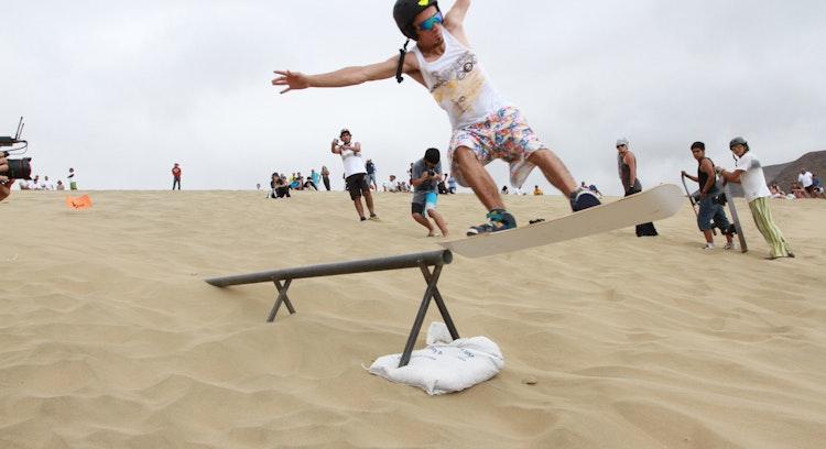 Sandboard Conache