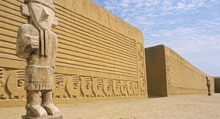 Archaeological Tour, Marinera & Paso Horse