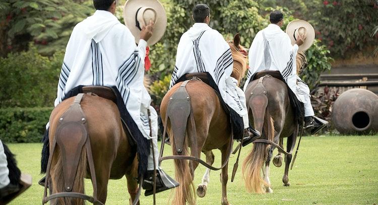 Marinera Dance & Paso Horse Show