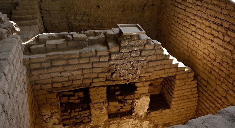 Ruinas en Perú