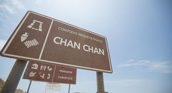 Complejo Arqueológico Chan Chan