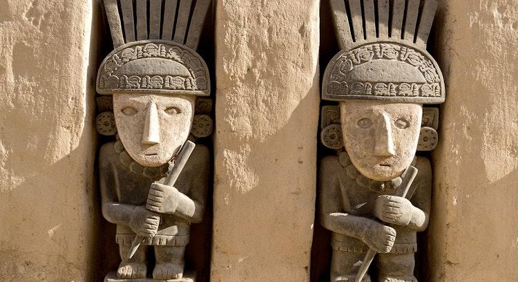 Escultura antropomorfica
