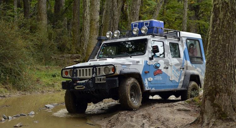 4x4 excursión en Ushuaia