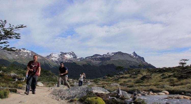 trekking laguna esmeralda Ushuaia